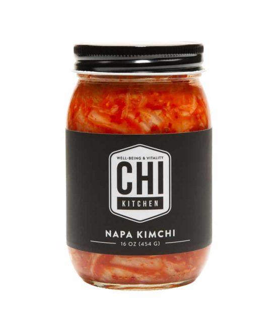 Chi Kitchen Napa Kimchi