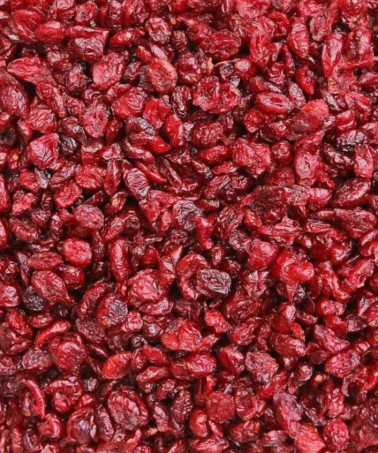 Local Dried Cranberries