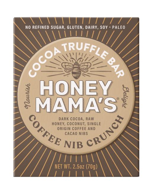Honey Mamas Coffee Nib Crunch