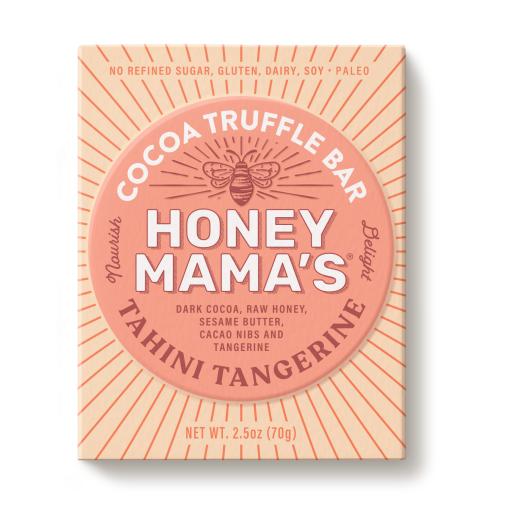 Honey Mamas Tahini Tangerine