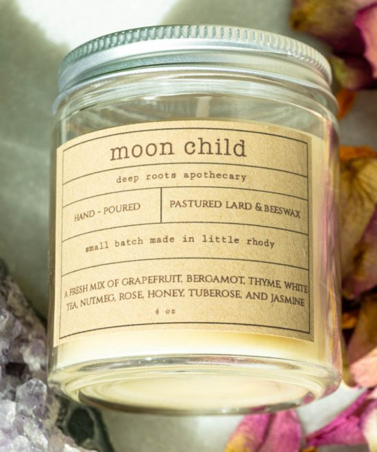 Moon Child Candle