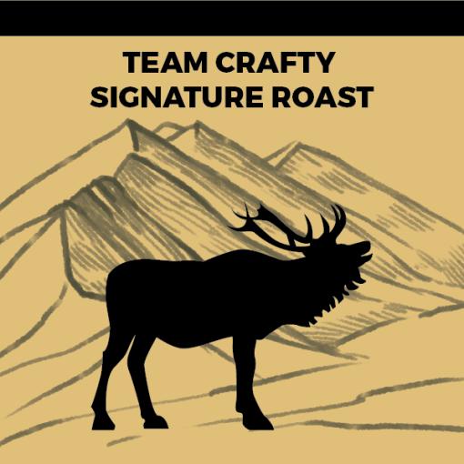 Borealis Team Crafty Organic Coffee