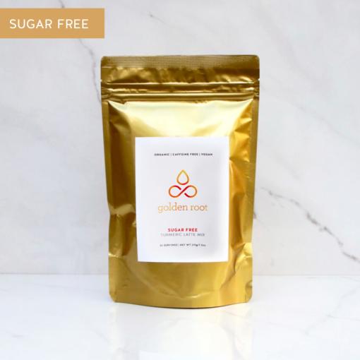 Golden Root Spicy Latte Mix - Sugar Free