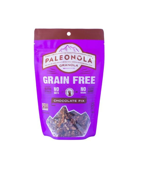 Paleonola Chocolate Fix