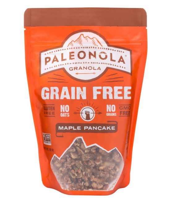 Paleonola Maple Pancake